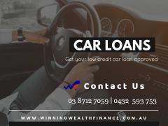 Vehicle Finance Melbourne | Car Loan Brokers
