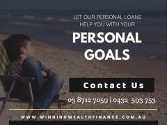 Personal Loan Brokers Melbourne