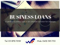 Business Finance Broker Melbourne | Commercial