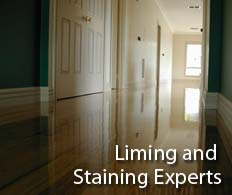 Liming and Staining