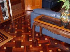 Re-furbishing Timber Flooring