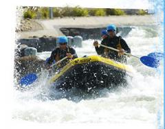 Self-Guided Rafting
