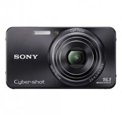 Sony - Digital Still Camera (Black)
