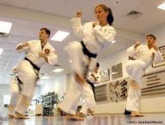 Martial Arts classes at All Sorts