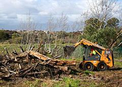 Site Clearance & Waste Management