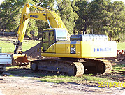 Earthmoving Equipment Services