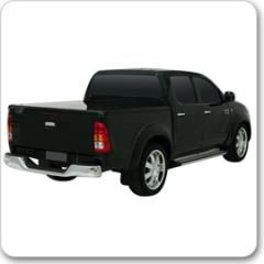 Hilux Smooth - Dual Cab Lid