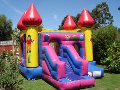 Clown Combo Castle