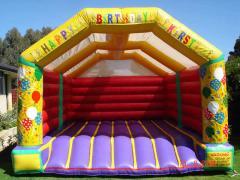 Oz-1 Bouncy Castle
