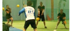 Oakleigh Indoor Dodgeball