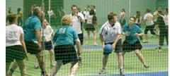 Oakleigh Indoor Netball