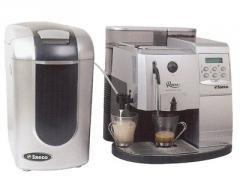 Saeco Royal Cappuccino Coffee Machine Hire