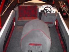 Boat Upholstery for Ski Boats