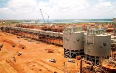 Alcan Gove Alumina Refinery