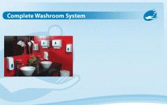 Complete Washroom System