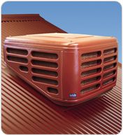 Ducted evaporative cooling solutions