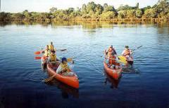 Flat Water Courses
