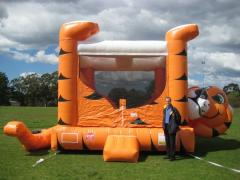 Tiger Belly Jumping Castle Hire