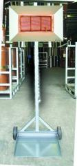 Gas Heaters Hire