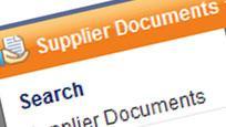 Vendor Document Management Software
