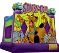 Scooby Doo Large Jumping Castle