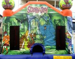 Scooby Doo Medium Jumping Castle