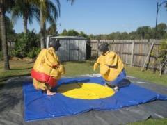 Sumo Suits Wrestling
