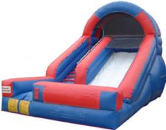 Wet Slide Jumping Castle