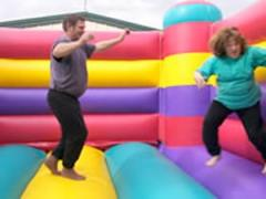 Extra Large Jumping Castle