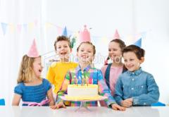 Gold Kids Party