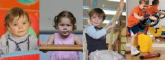 YMCA Physi-Kids for 3 months -7 years