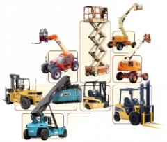 Forklifts & Material Handling Equipment
