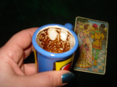 Coffee Divination Workshop Learn to Read Coffee