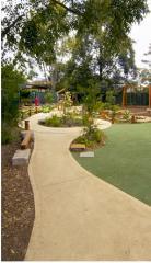 Landscape Design for Special Needs