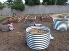 School and Community Gardens