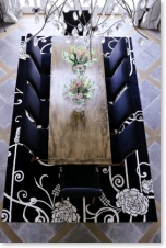 Resedential custom made floor rugs