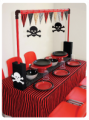 Pirate of the Seas Kids Party Decor