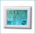 'myZone' HVAC Touch-Control System